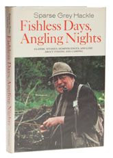 Fishless Days Angling Nights